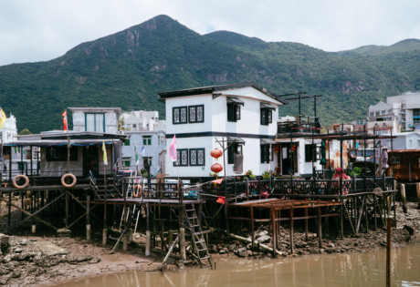 Tai O fishing village Hong Kong day trips