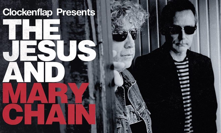 The Jesus and Mary Chain Live in Hong Kong