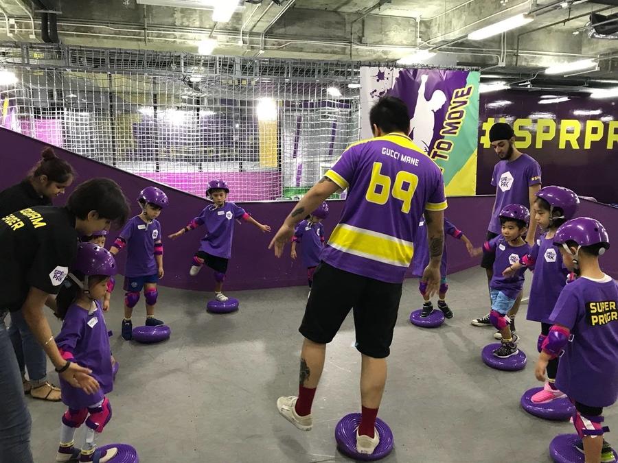 holiday programmes in hong Kong Superpark