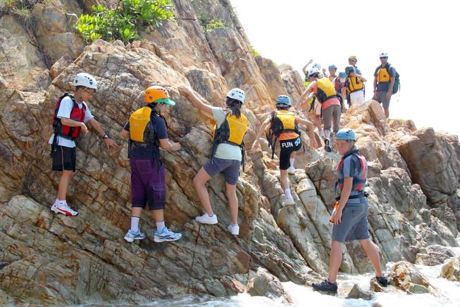 holiday programmes in Hong Kong Treasure Island