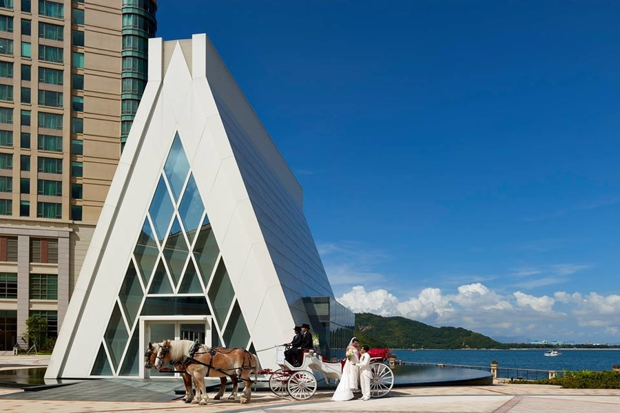wedding venues in hong Kong Auberge Discovery Bay