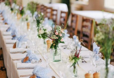 wedding venues in Hong Kong table setting