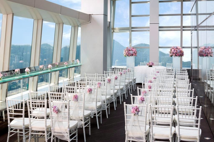 wedding venues in Hong Kong The Ritz-Carlton Hong Kong