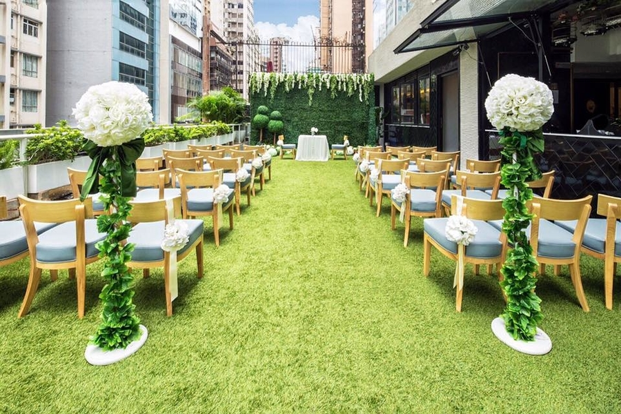wedding venues in Hong Kong Urban Park