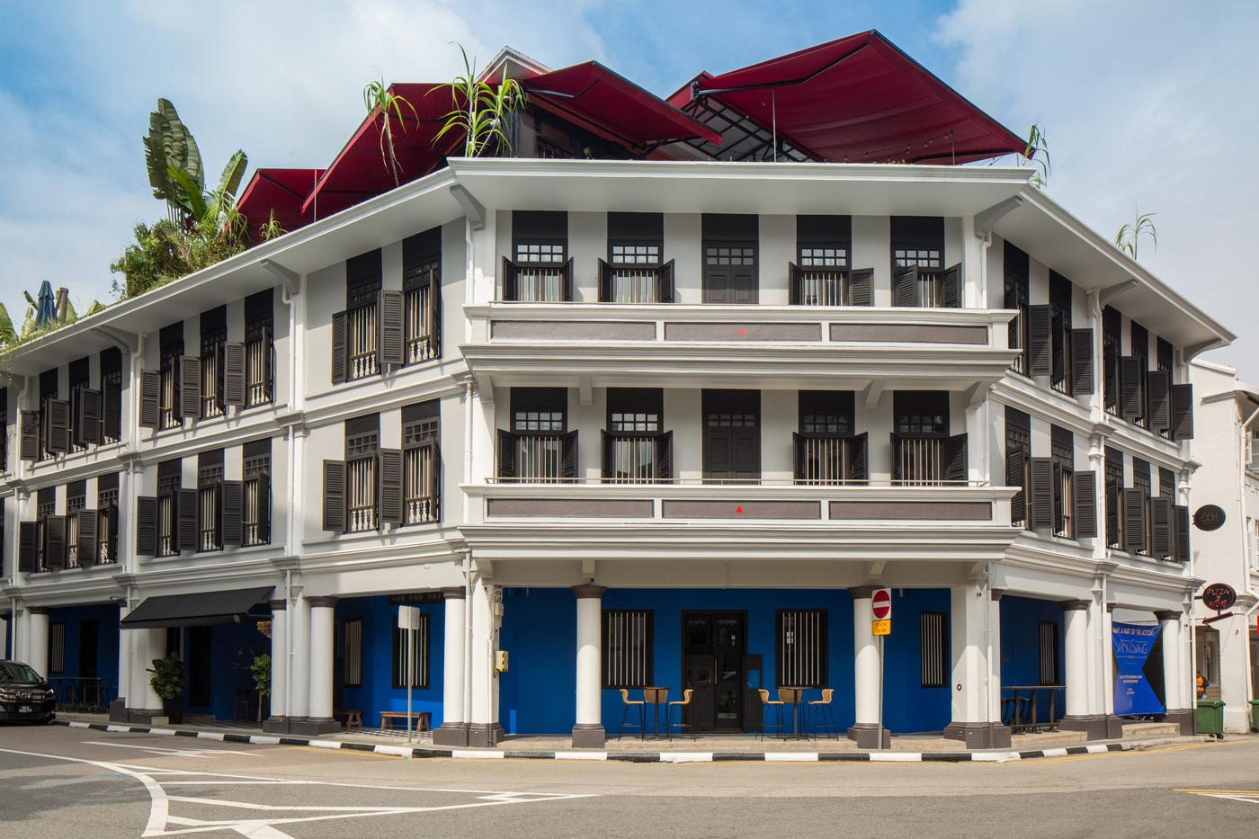 Ann Siang House Singapore