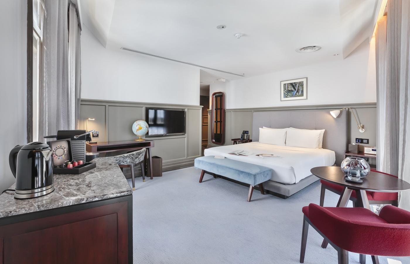 Ann Siang House guestroom