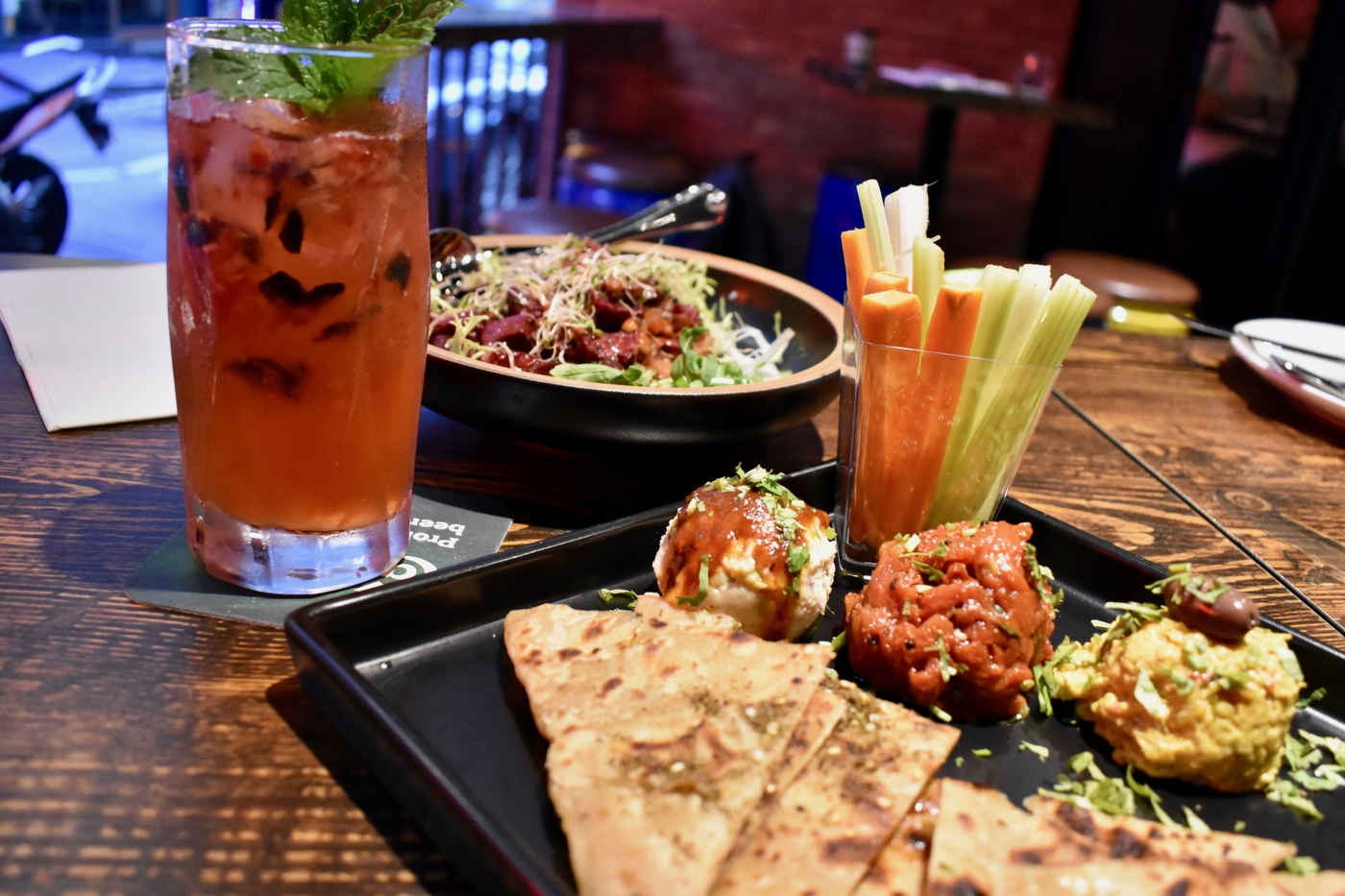 Cardamon Street makes delicious Indian food with a twist in SoHo