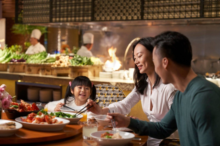 Grand Hyatt family-friendly hotels in Macau