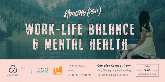 Work-life Balance and Mental Health in Healthy(ish) at Campfire