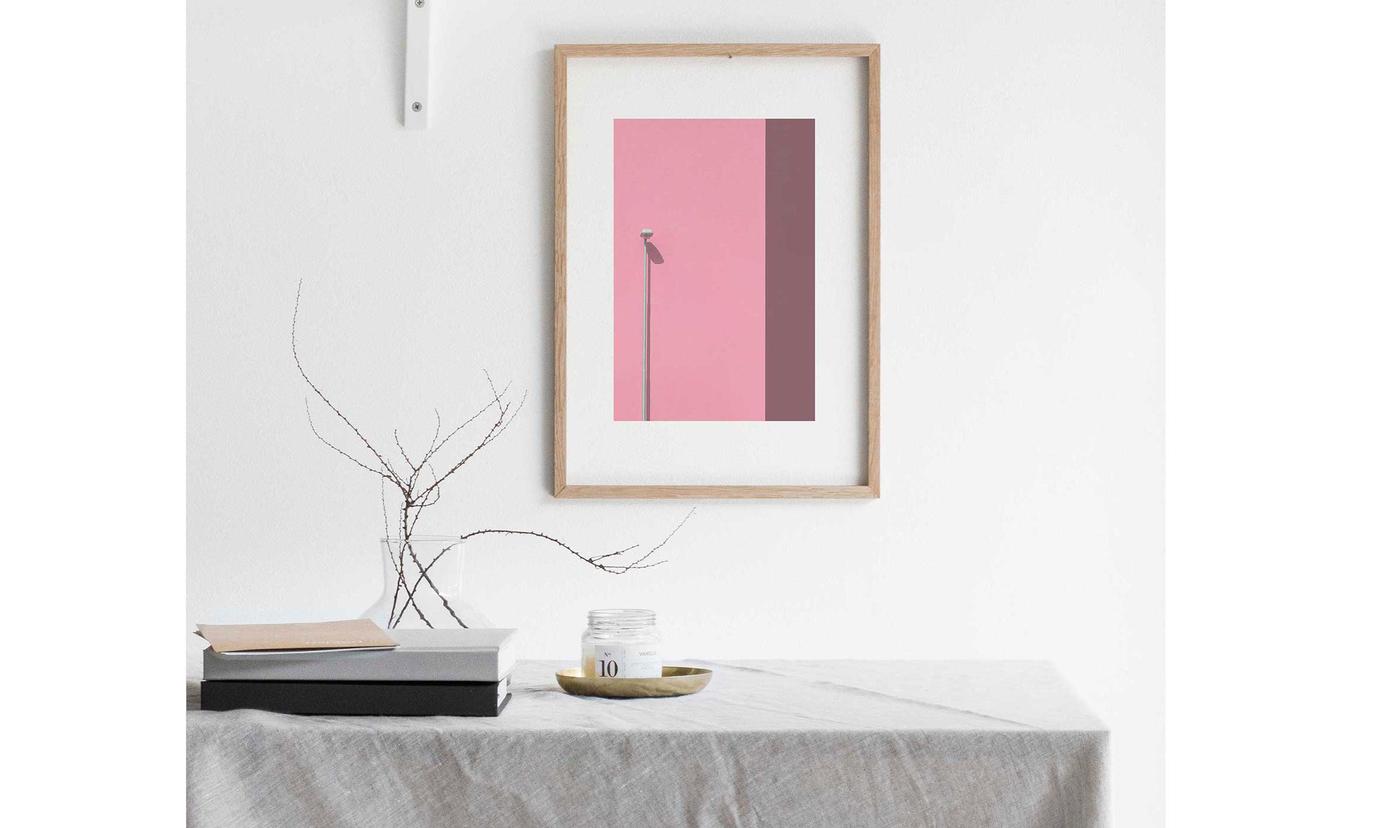 pink photo Kakahuette