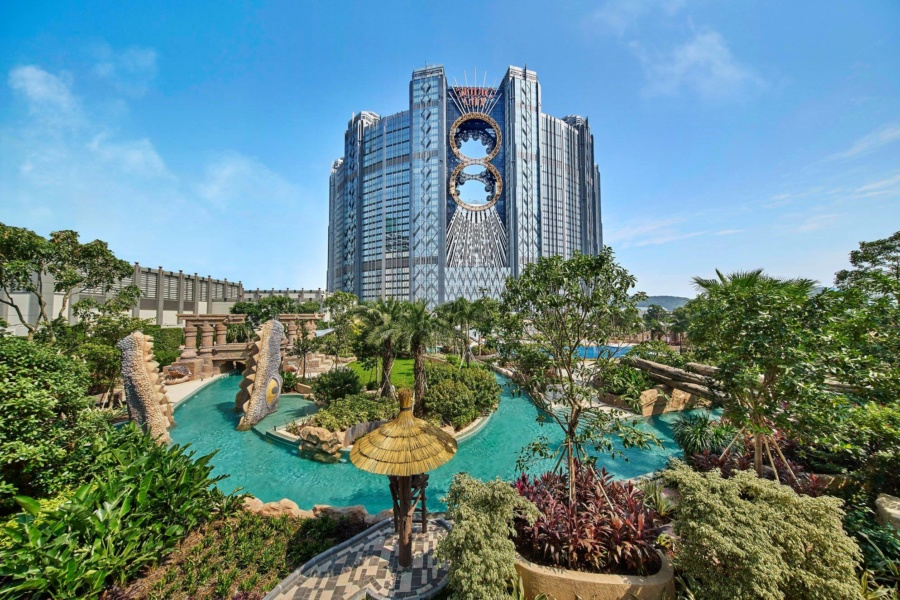 Studio city family-friendly hotels in Macau
