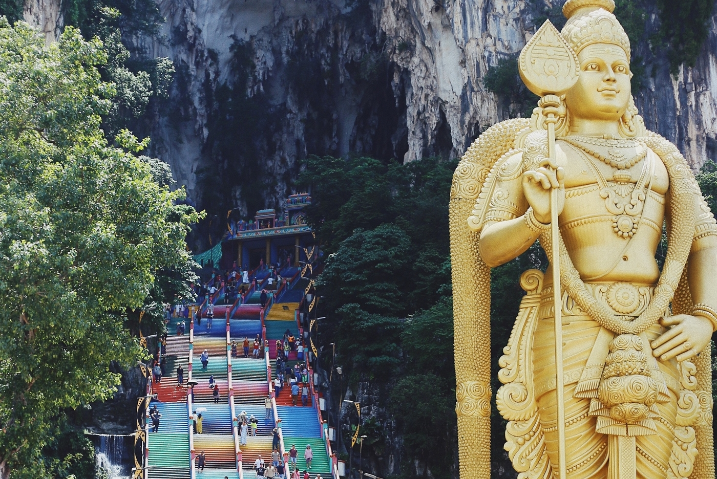 guide to Kuala Lumpur Batu Caves