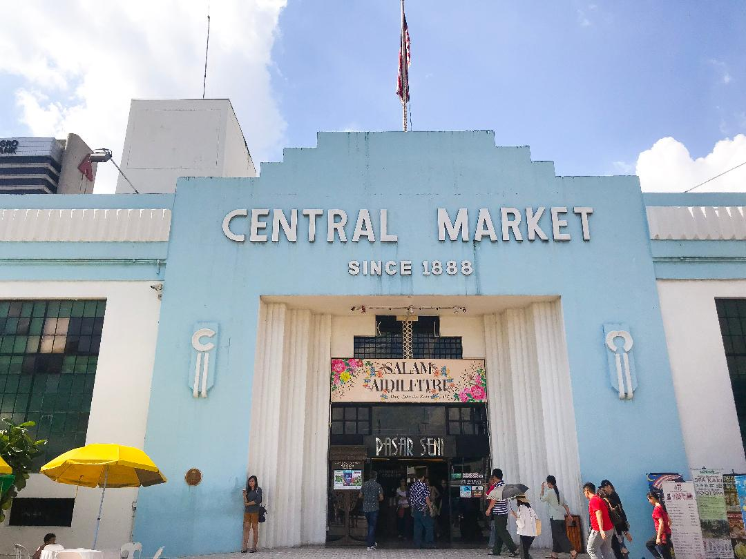 guide to Kuala Lumpur Central Market
