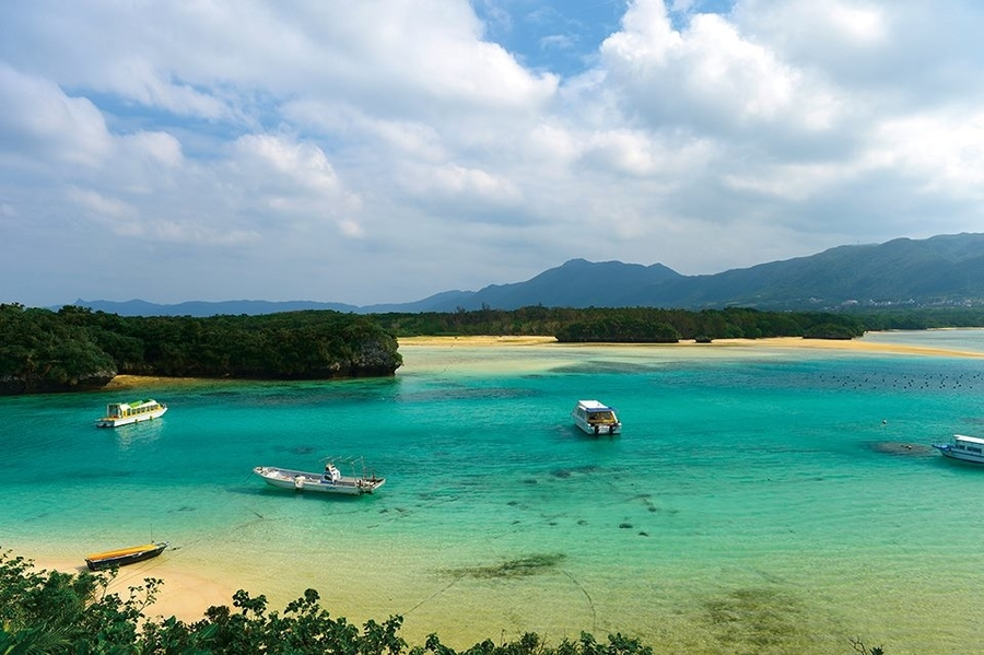 guide to okinawa beaches