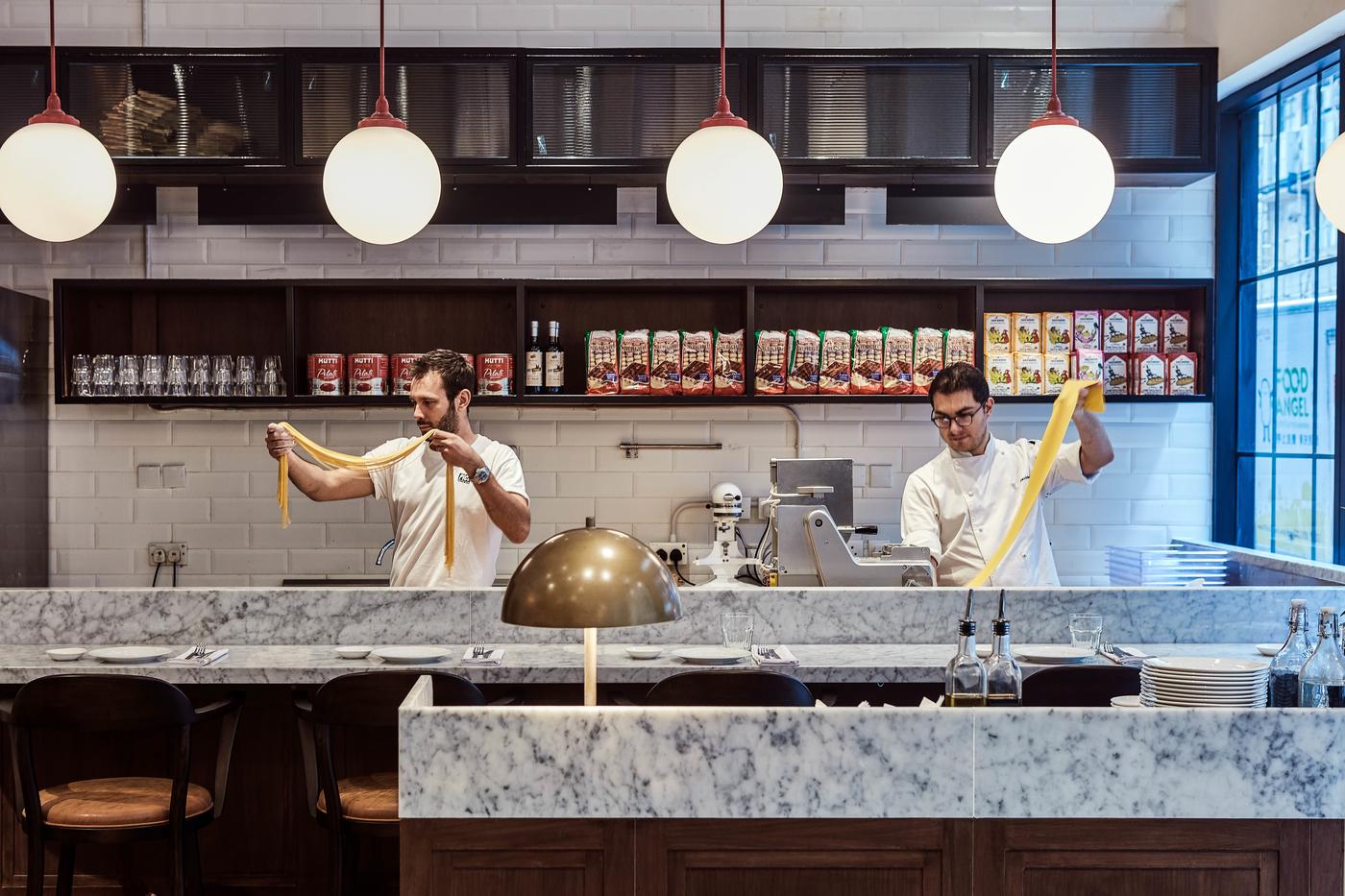new restaurants in Hong Kong 2019 Pici Lai Chi Kok