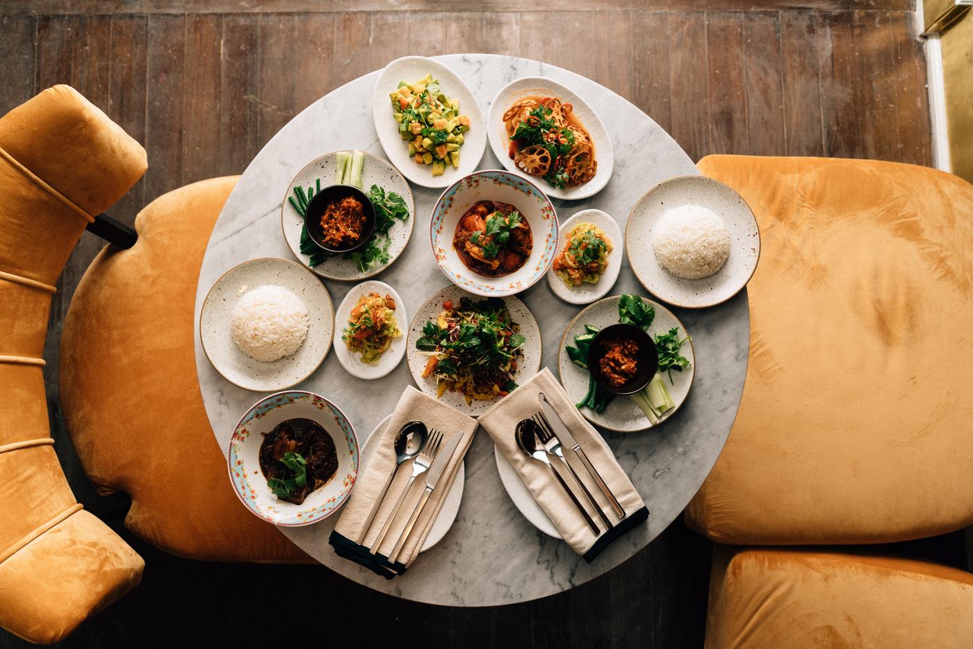 new restaurants in Hong Kong 2019 The Pansadon