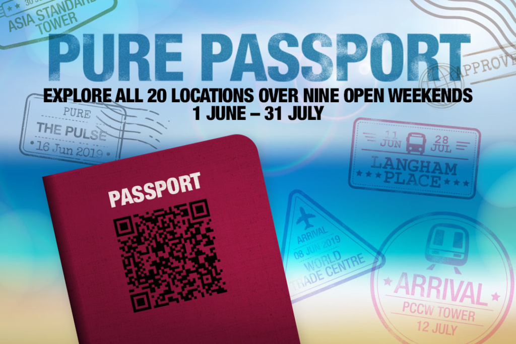 Pure Passport – Welcome ON Board Pure 360