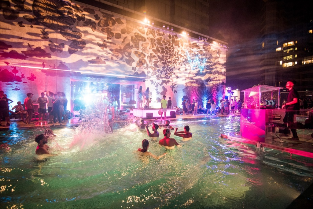 W Hong Kong Presents 2019 TWISTED TIKI Pool Party Series
