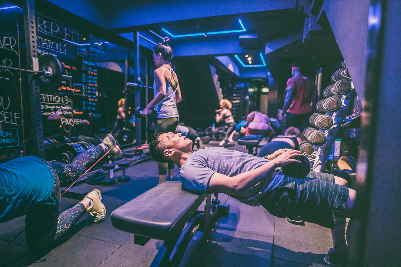 House of fitness training Sheung Wan