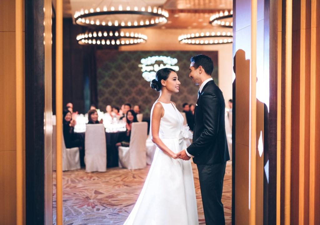 Hyatt Regency Hong Kong, Tsim Sha Tsui Wedding Preview