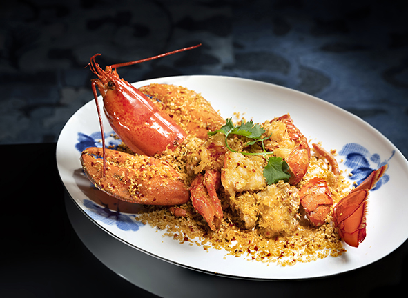 Sip exquisite Perrier Jouët Brut Reserve Champagne and feast on lobster after a revitalizing spa treatment