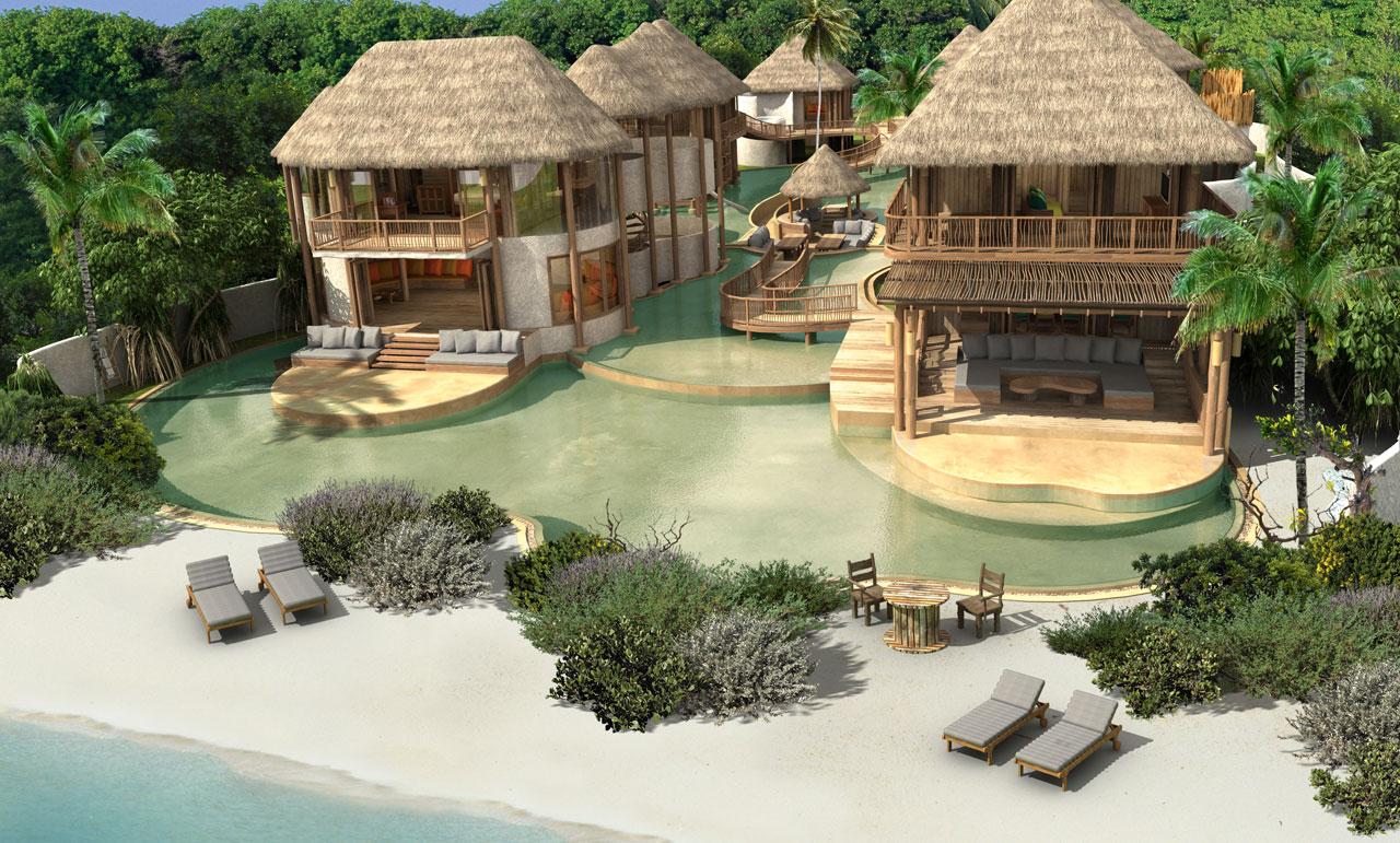 Soneva kiri resort Thailand