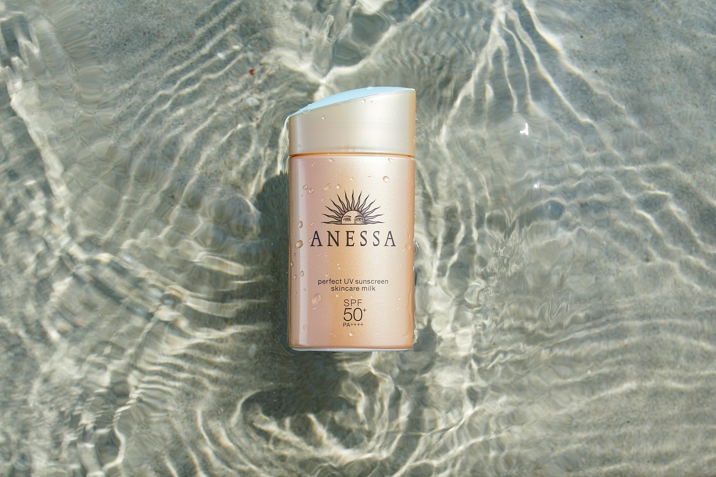 Anessa Perfect UV Skincare Milk by Shiseido
