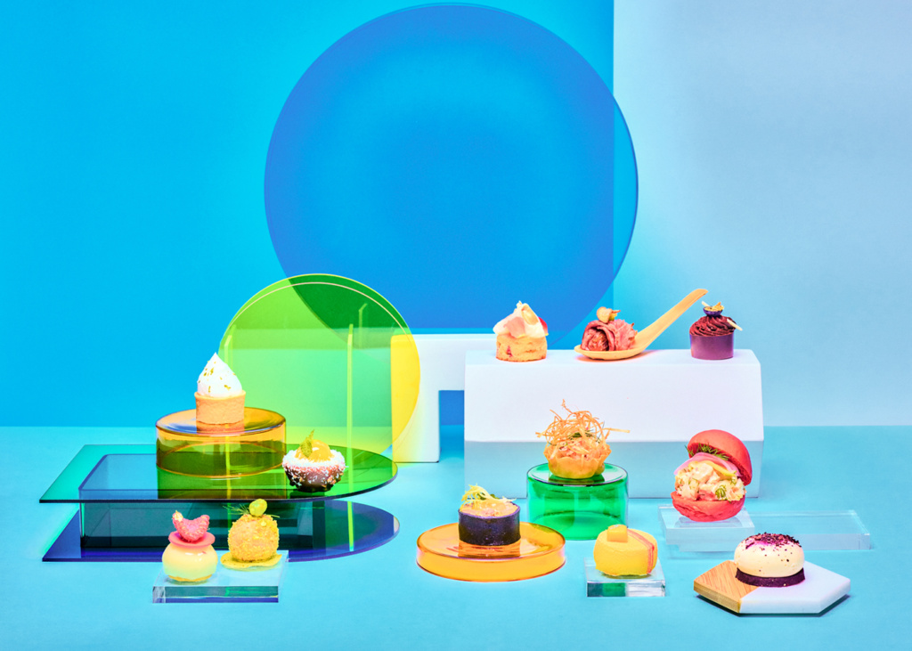 W Hong Kong Presents Chill Out, Fruit In Afternoon Tea Set at WOOBAR