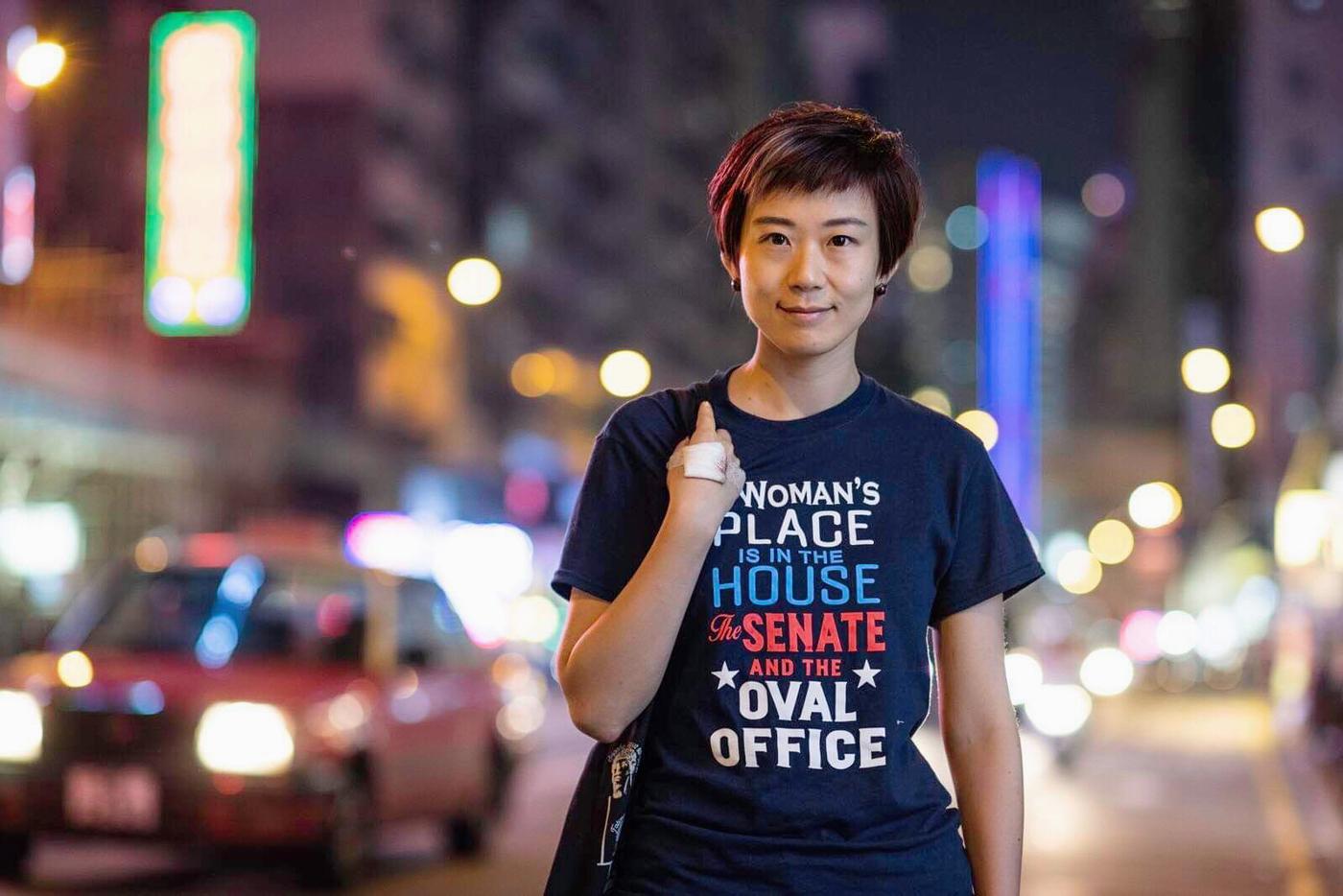 Hong kong Women's Festival 2019 Minnie Li