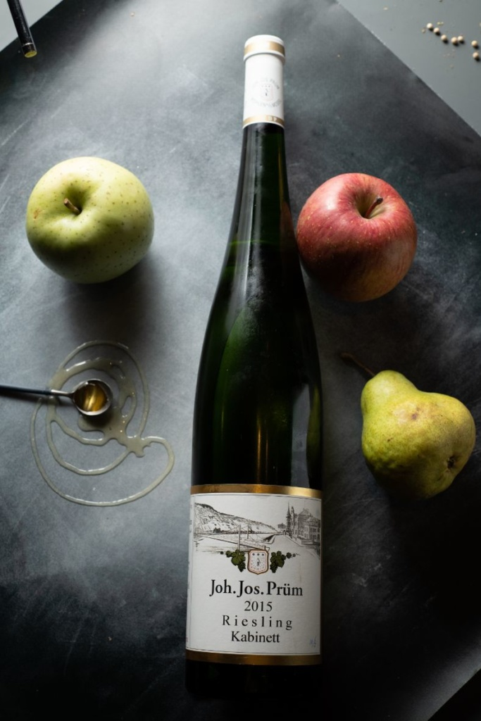 German Riesling with Thai Influenced Cuisine Dinner with Our Head Sommelier Reeze Choi