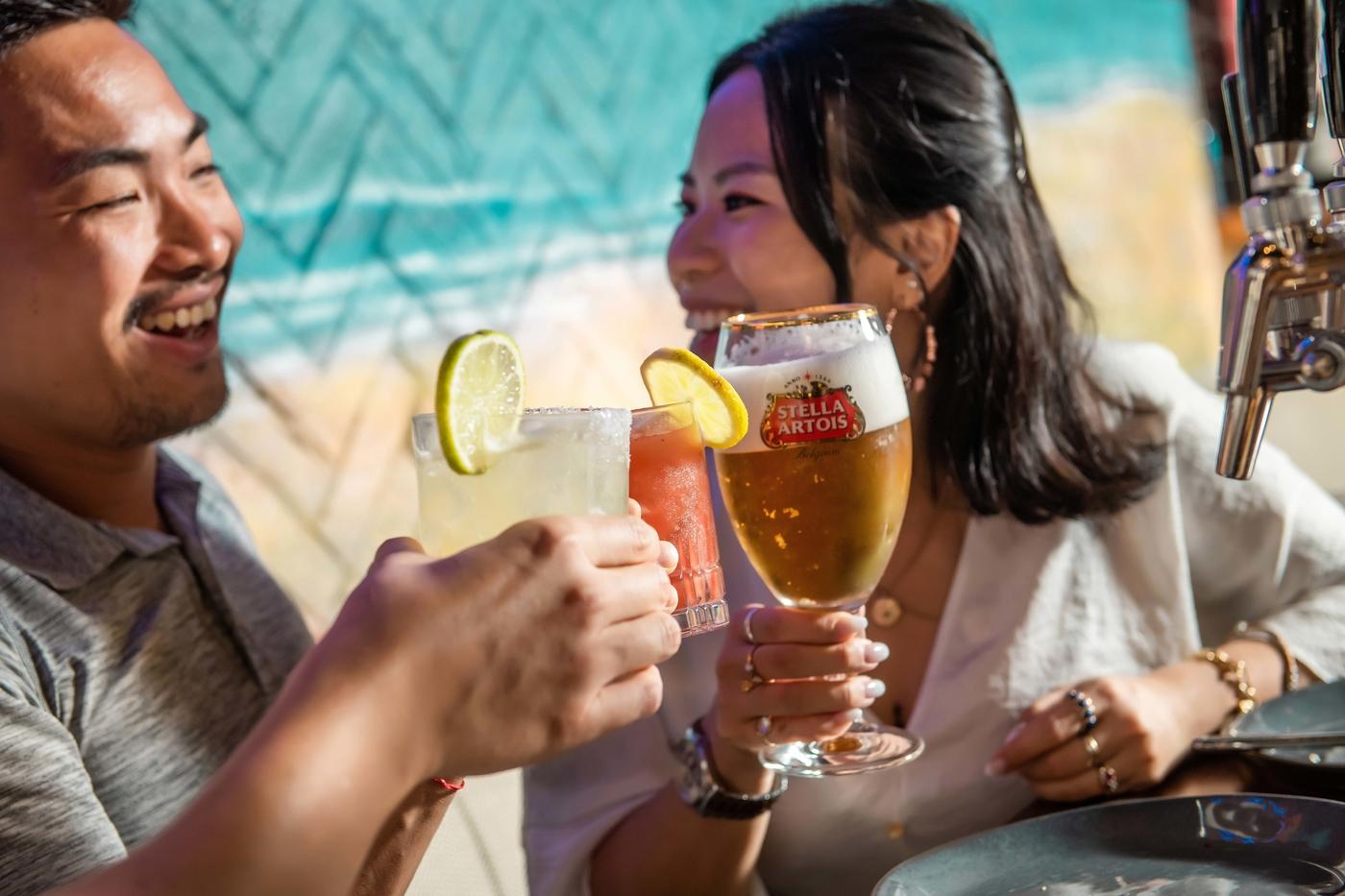 Cali-Mex Bar & Grill Quarry bay happy hour