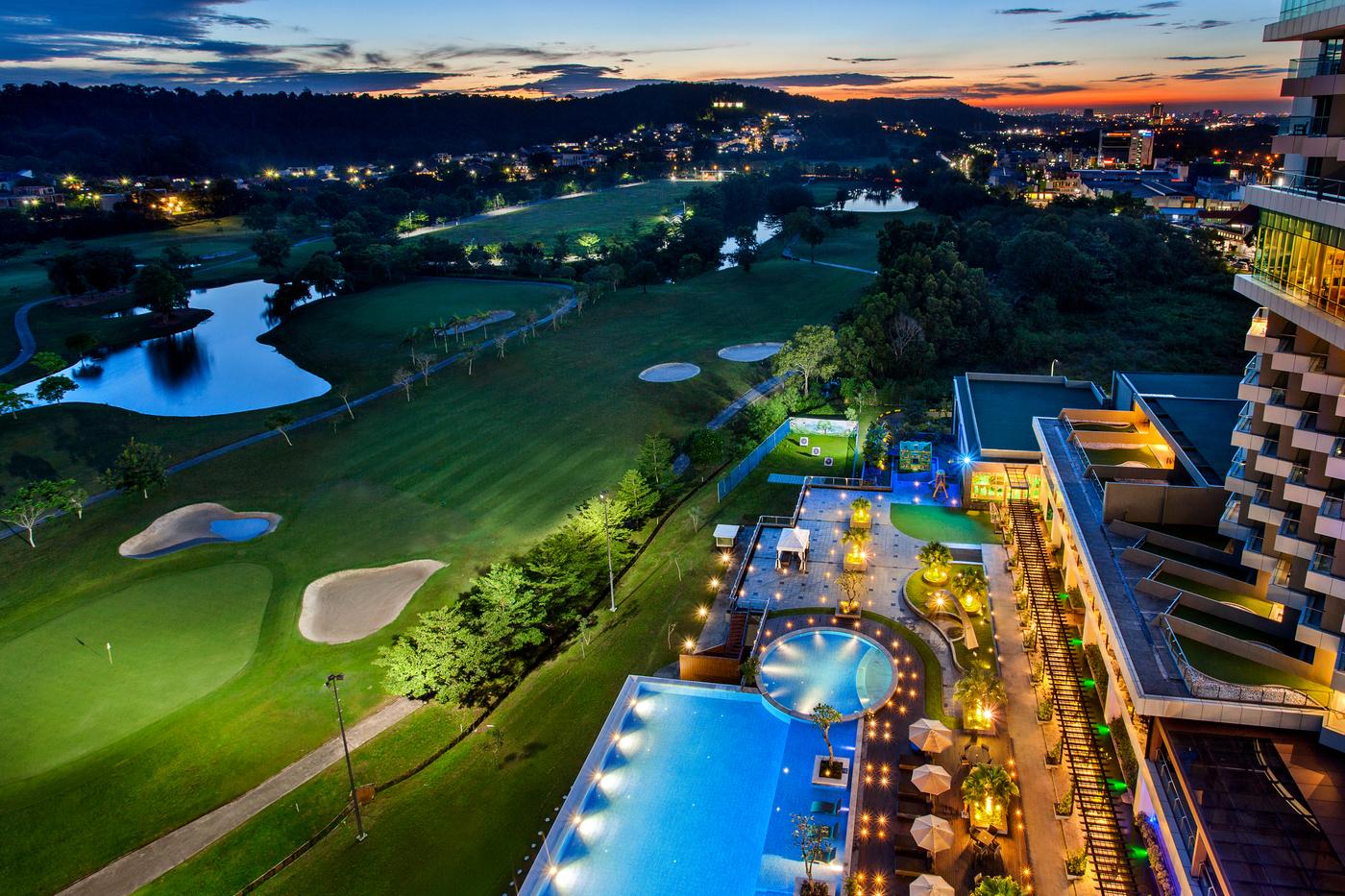 Padang Golf Sukajadi Golf Course