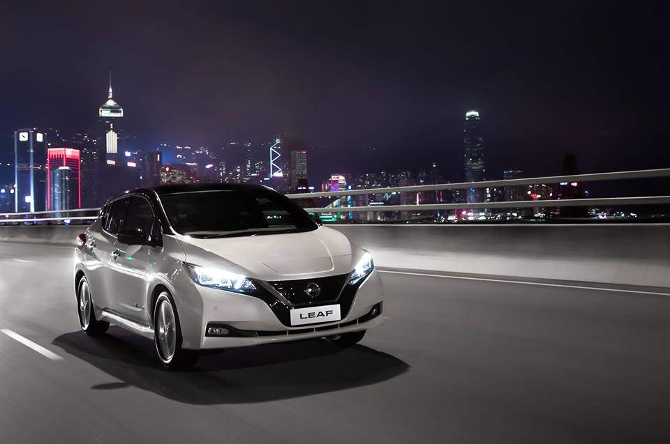 where to buy electric cars in hong Kong nissan Leaf
