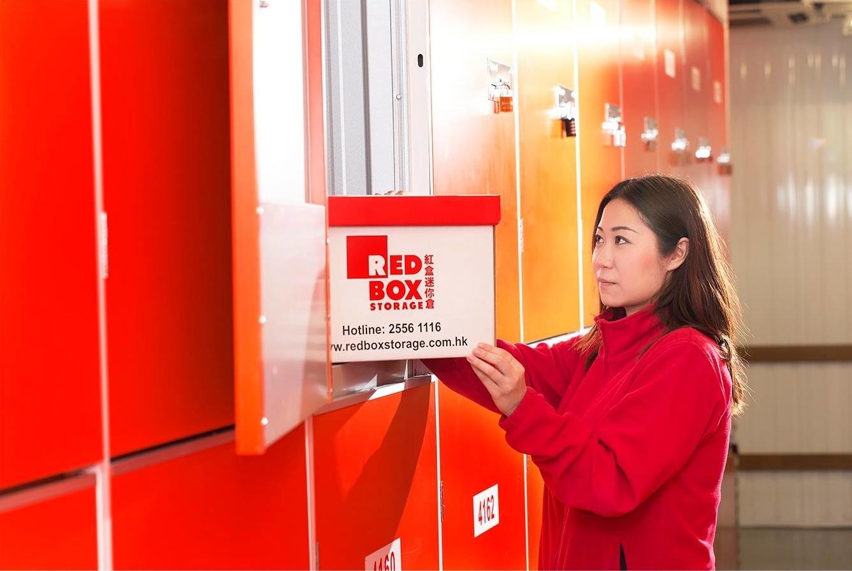 storage companies Hong Kong Redbox Storage