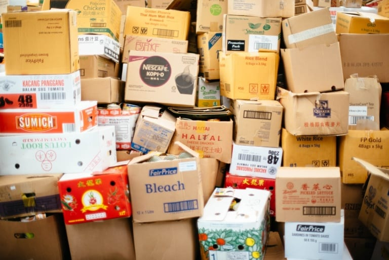 These are our preferred storage companies in Hong Kong for when you're on the move
