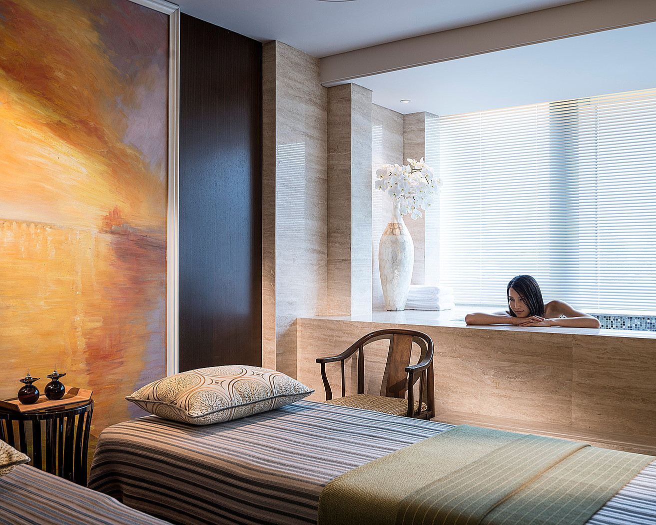 Yue Spa at Four Seasons Hotel Shenzhen
