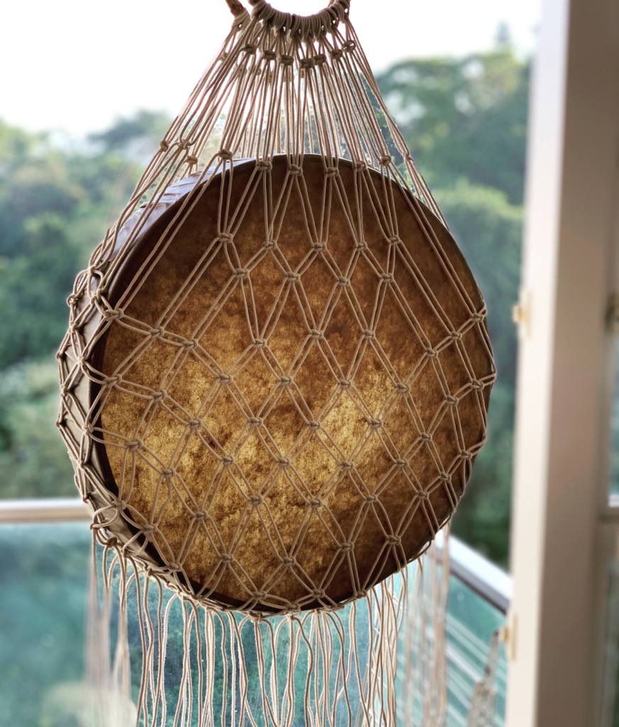 Learn how to weave your own Macrame Bag