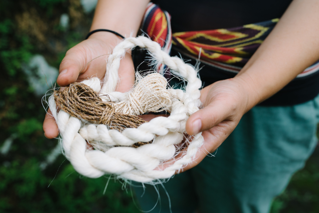 String, Rope and Jewellery making