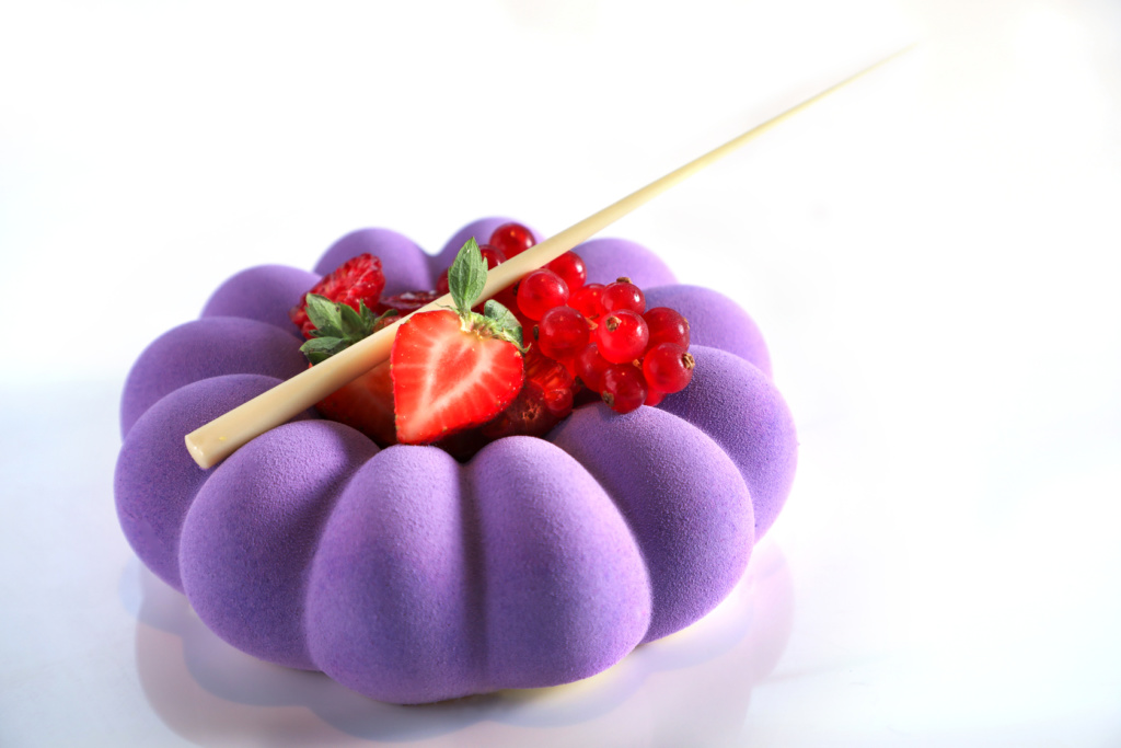 Exquisite Berry Deliciousness at Patisserie