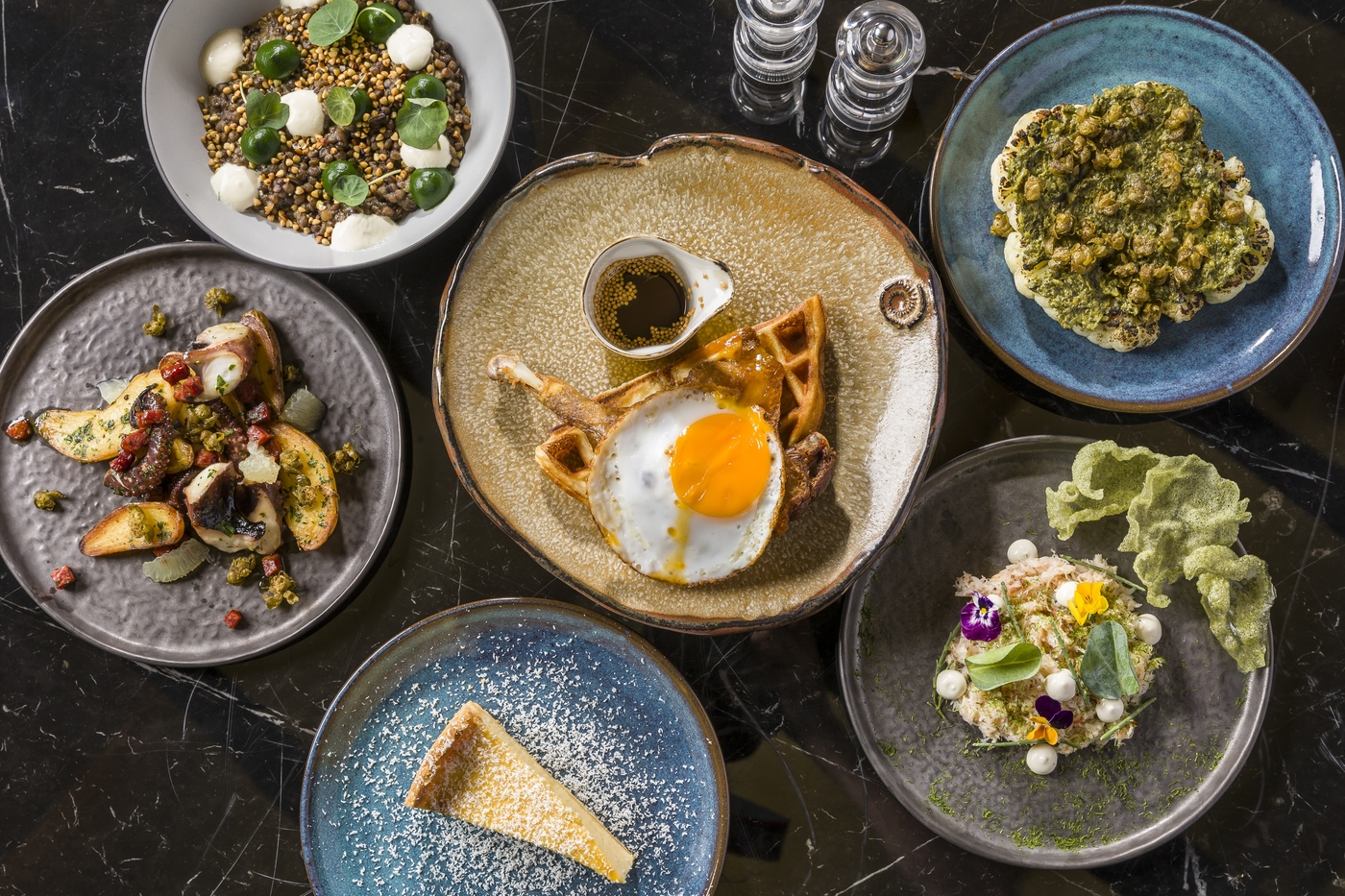 new restaurants in hong kong Duck & Waffle