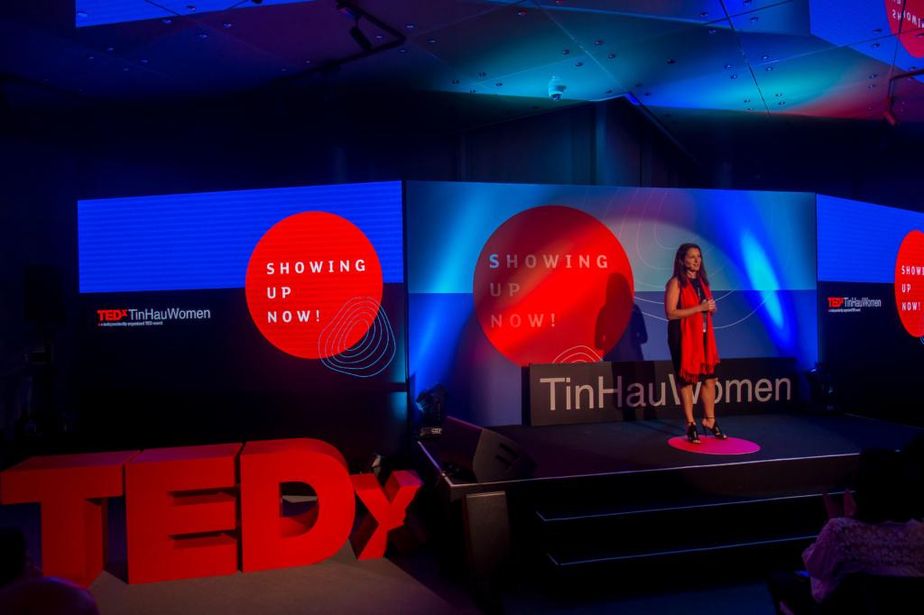 TEDxTinHuaWomen 2019
