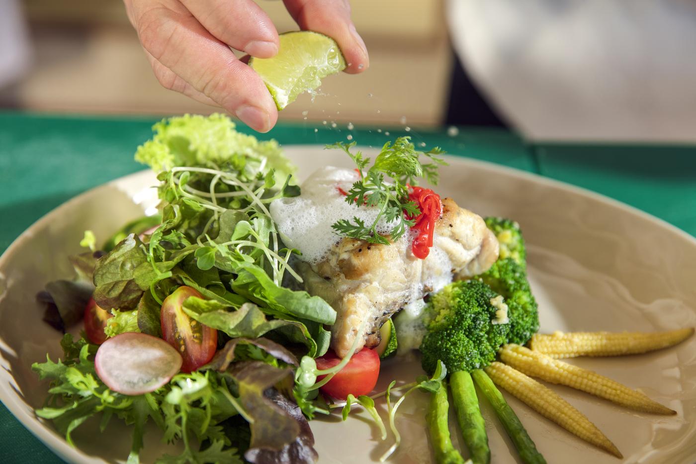 Fusion Resort Phu Quoc food