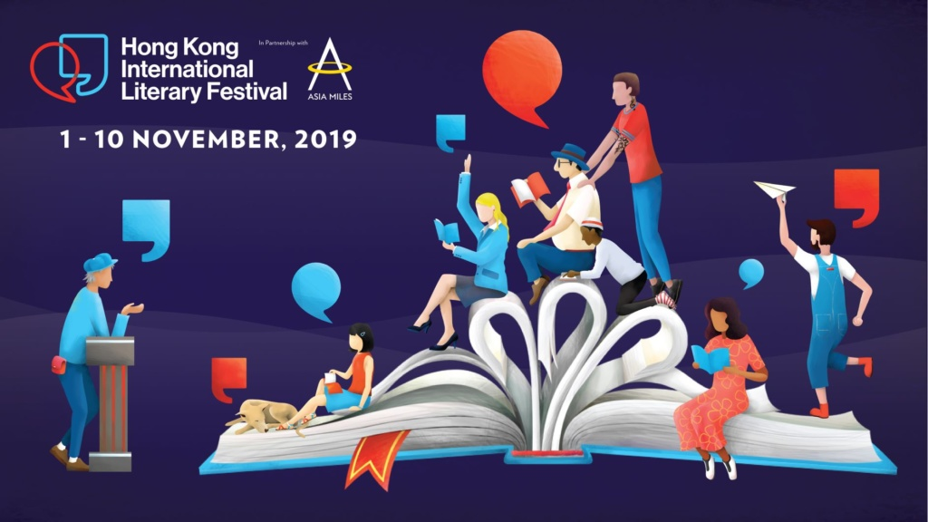 Hong Kong International Literary Festival – My Brother's Name is Jessica – John Boyne