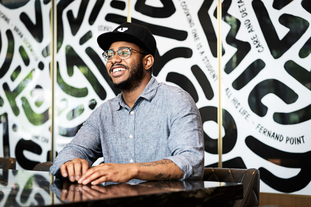 Kwame Onwuachi, Internationally Acclaimed Chef and Star Top Chef Contestant, to Pop-Up at Hong Kong's Test Kitchen