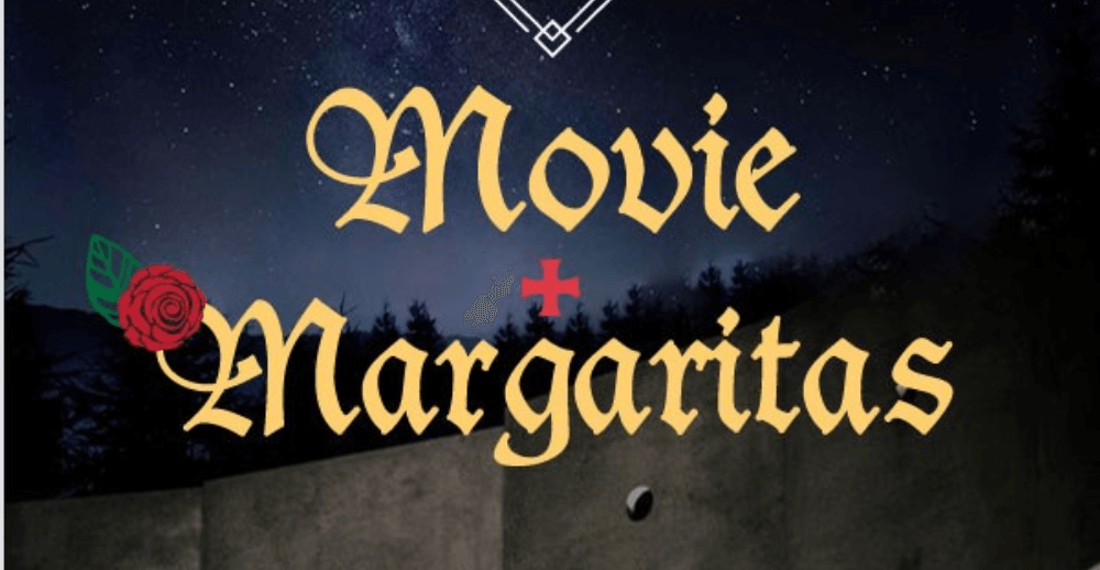 Movie + Margarita Mondays at Los Sotano