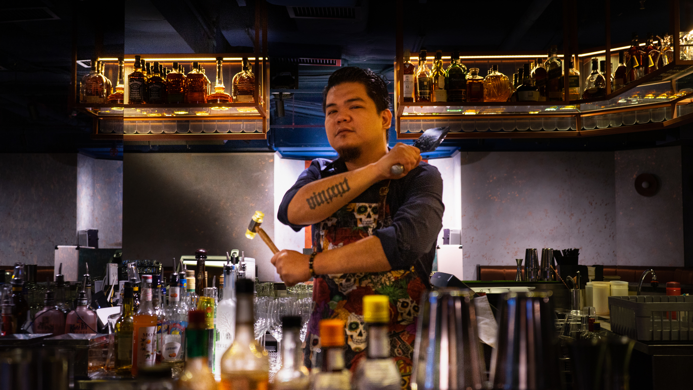 Mudita is our go-to bar in Central for live music, great cocktails & good vibes