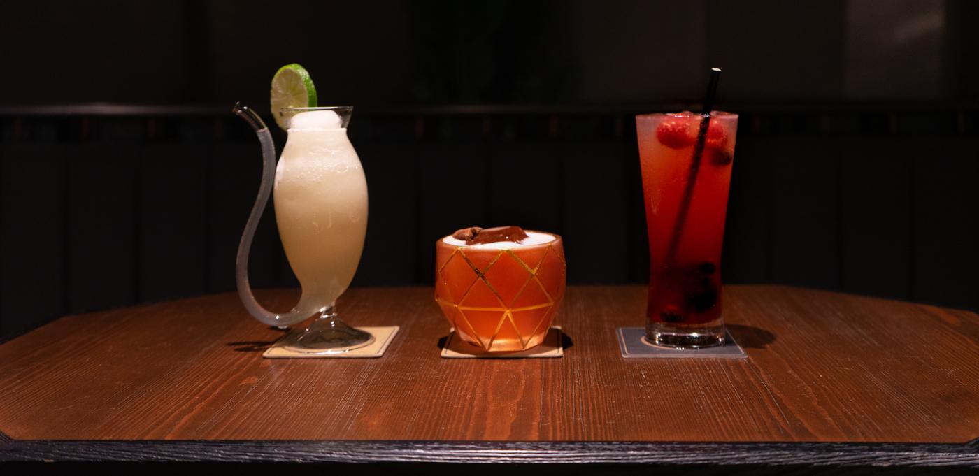 Mudita cocktails