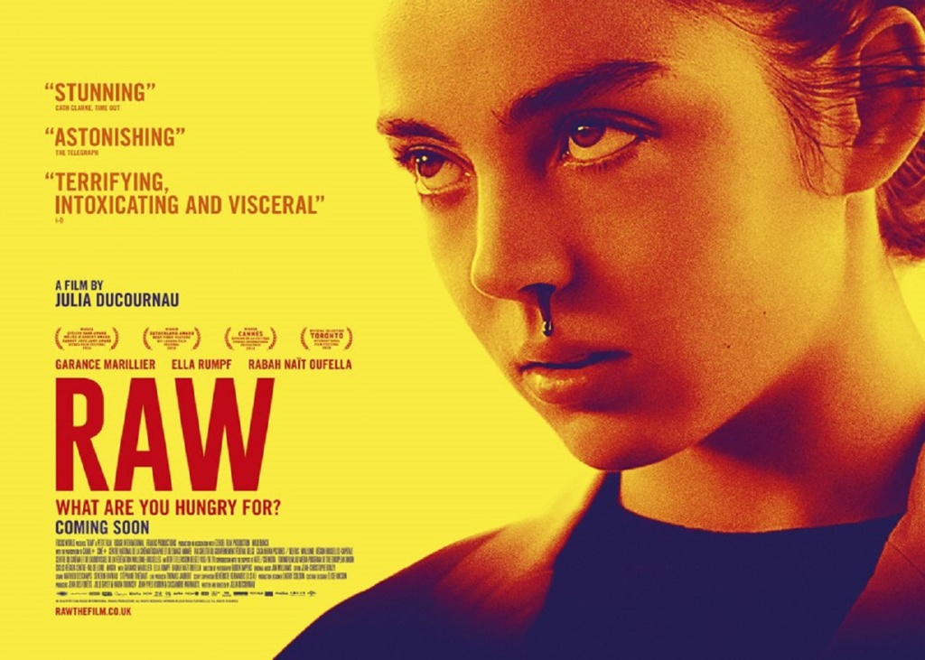 Para Site screens French film 'Raw' for Halloween