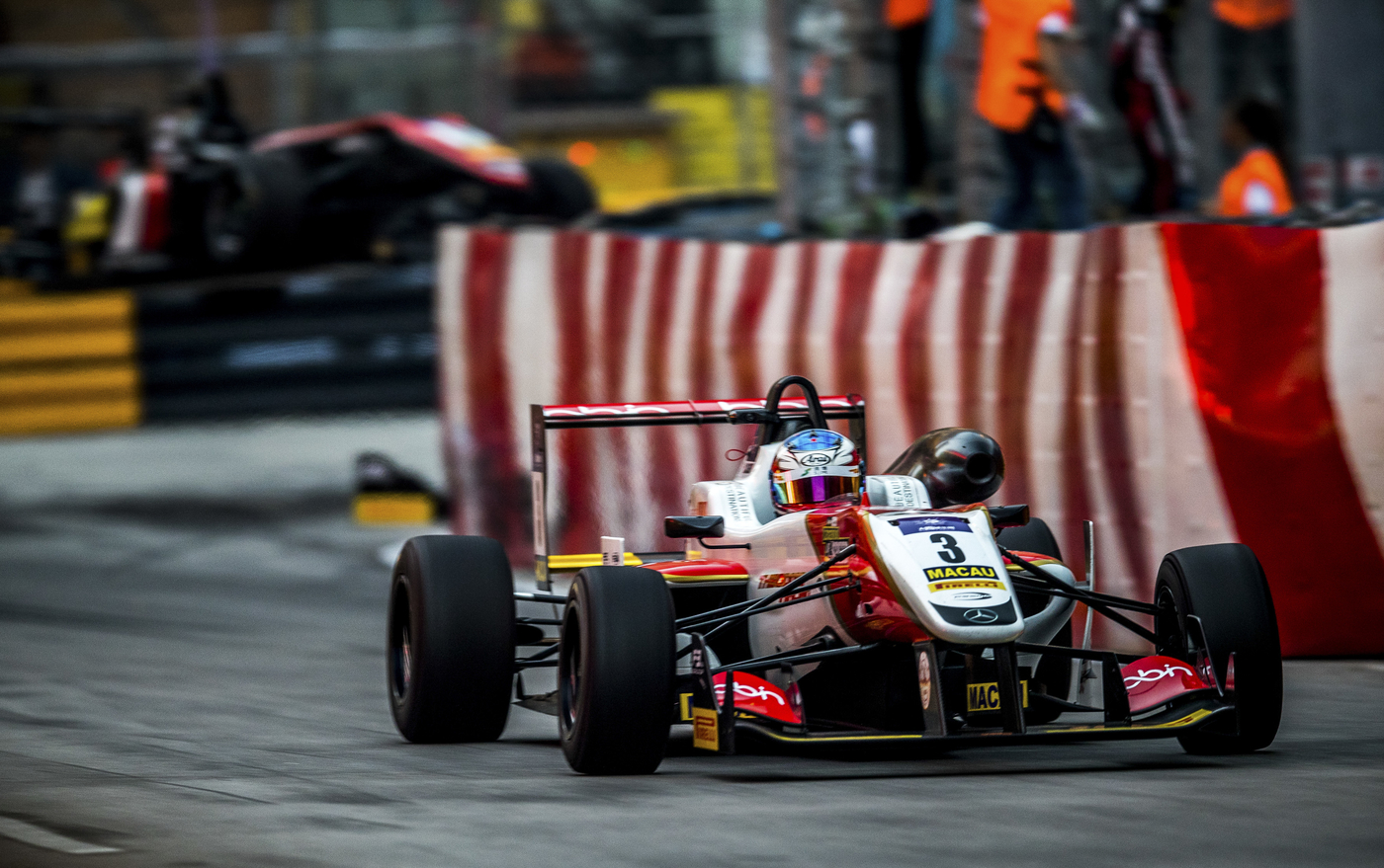 Win tickets to Suncity Group 66th Macau Grand Prix complete with hotel suite & first class ferry