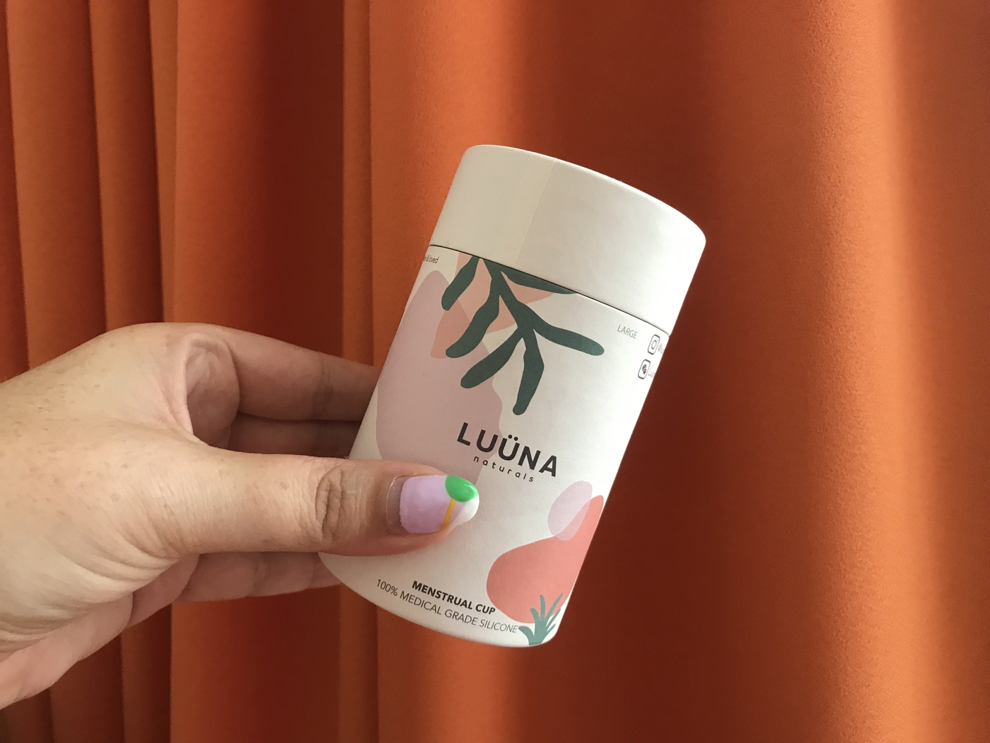 A period cup from Luuna Naturals changed my life forever